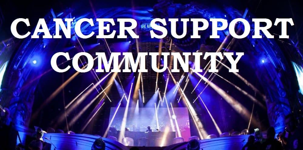 Cancer Support Community - CureCancerWithMusic.org