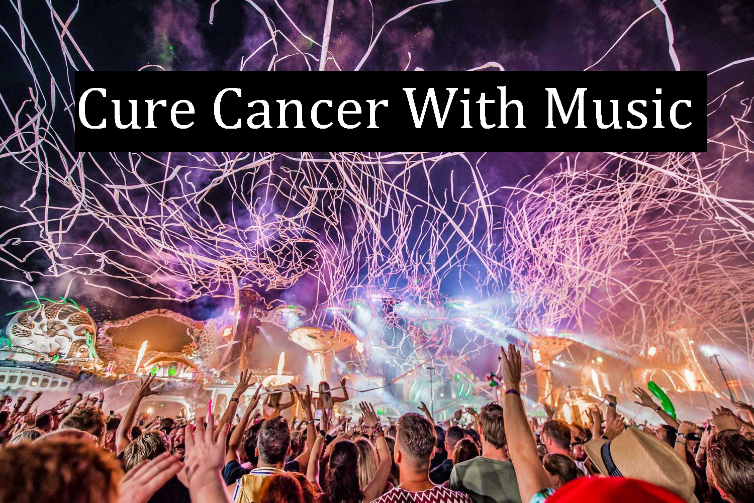 Cure Cancer With Music Blog