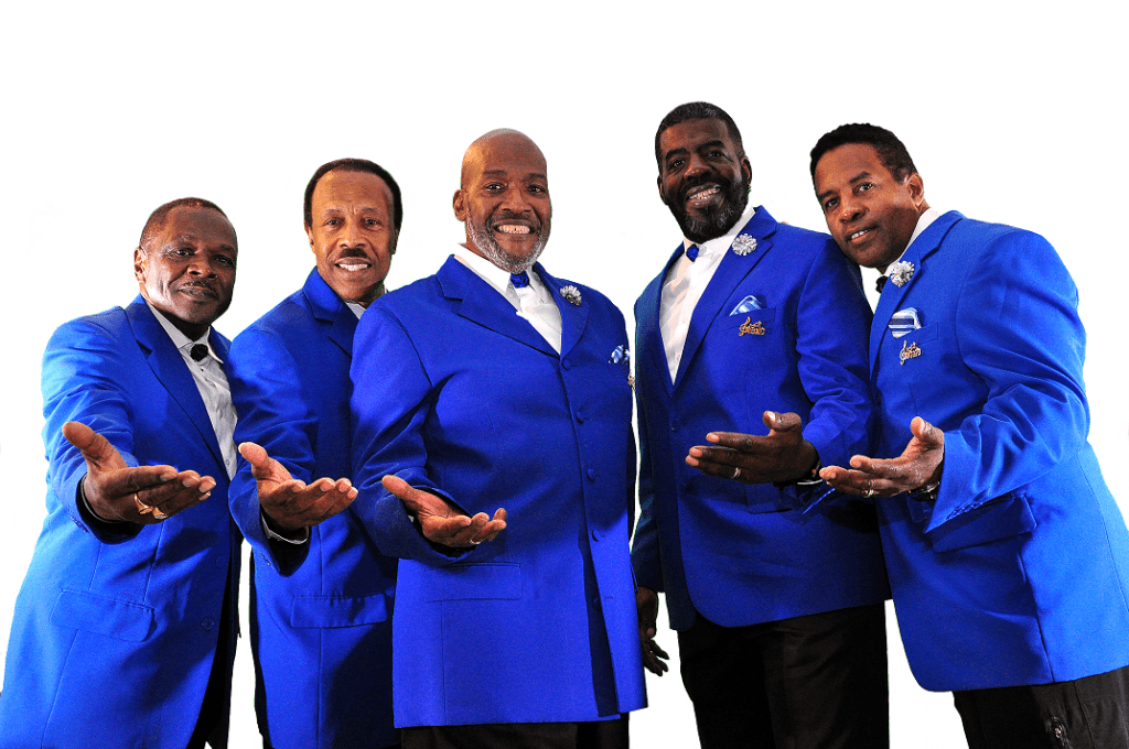 Harold Melvin's Blue Notes with Big Daddy - CureCancerWithMusic.org - R & B Artists