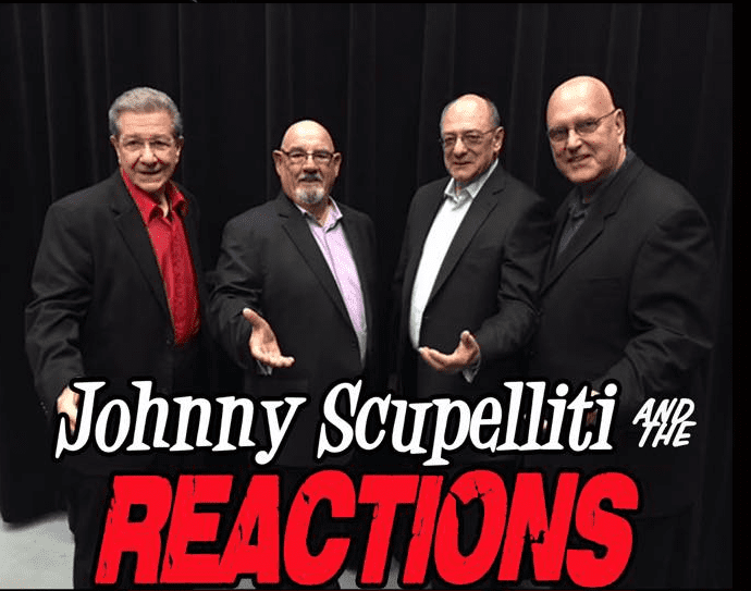 John Scupelliti The Reactions - CureCancerWiothMusc.org