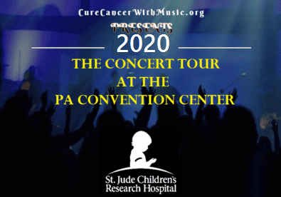 PA Convention Center - Concert Tour