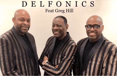 The Delfonics - CureCancerWithMusic.org R & B Artists