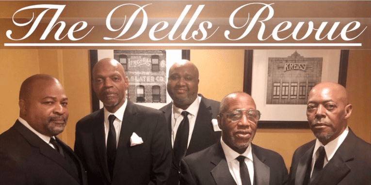 The Dels Revue - CureCancerWithMusic.org R & B Artists