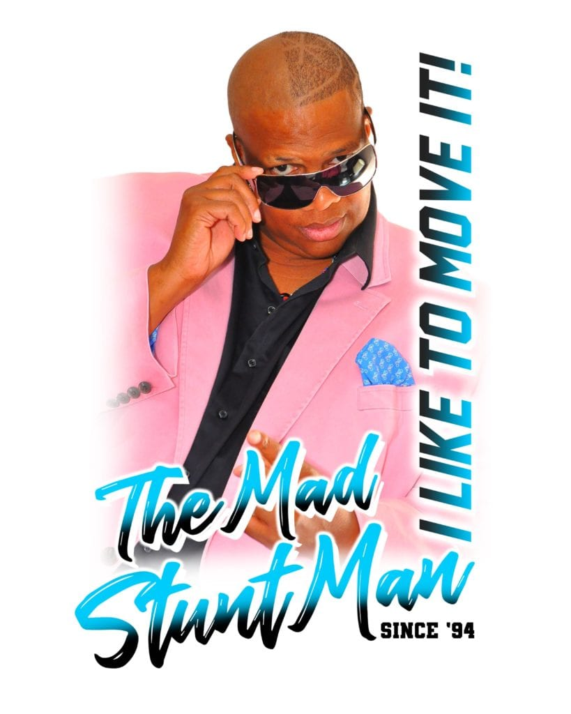 The Mad Stuntman - Cure Cancer With Music