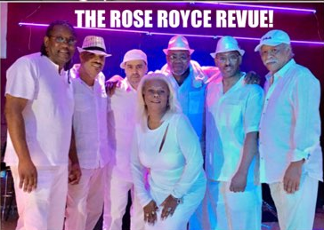 The RoseRoyce Revue - CureCancerWithMusic.org R & B Artists
