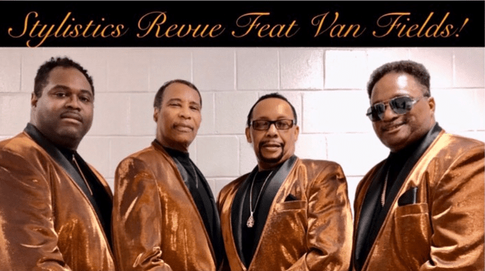 The Stylists Revue - CureCancerWithMusic.org R & B Artists