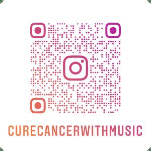CureCancerWithMusic.org QR Code